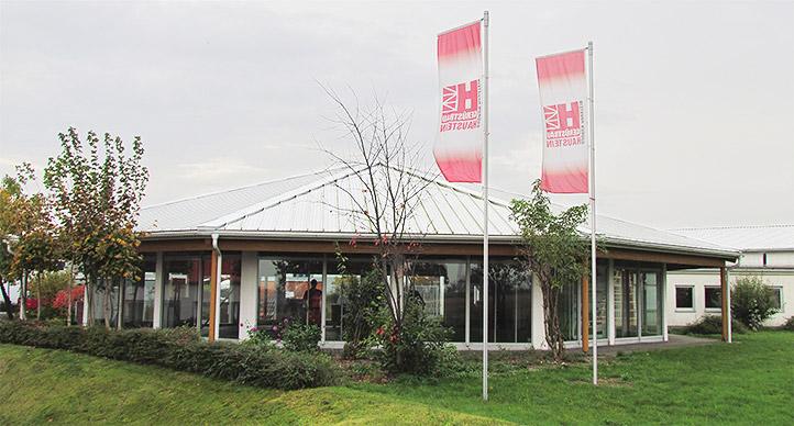 Gebäude der Geschäftsstelle Nossen