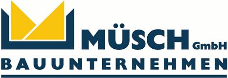 Müsch Bauunternehmen - Logo