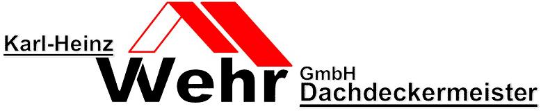 Dachdeckermeister Karl-Heiz Wehr - Logo